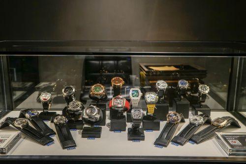 香港佳士得精緻名錶拍賣預展在澳門成功舉行