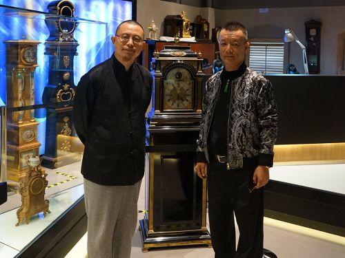 訪談來襲!探索澳門與中國市場懷錶緊密關係