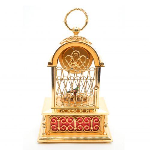 20世紀瑞士鳥籠鐘