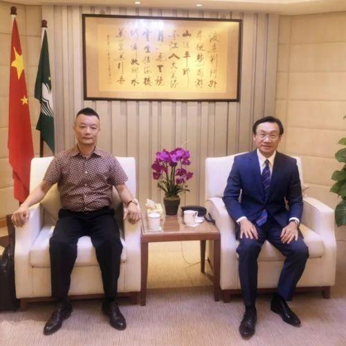 东沣时计博物馆花絮——澳门社会文化司长谭俊荣将出席博物馆开幕式