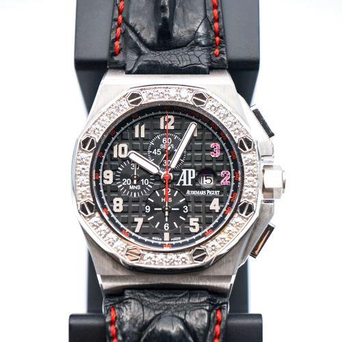 愛彼皇家橡樹離岸型計時腕表