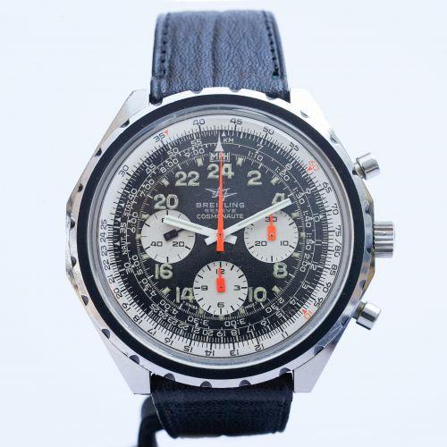 百年靈宇航員系列航空計時腕錶