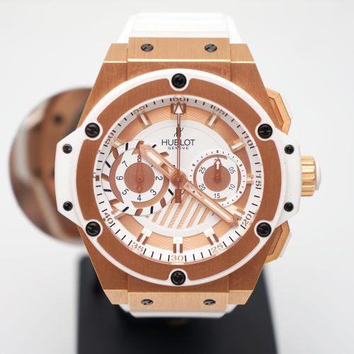 宇舶雙秒飛秒計時腕表