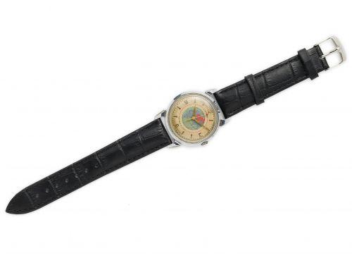1956年蘇聯大三針機械手錶