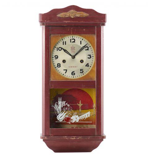 1976年金杯牌紀念掛鐘