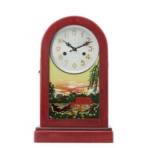 1971年中国共产党50周年纪念座钟