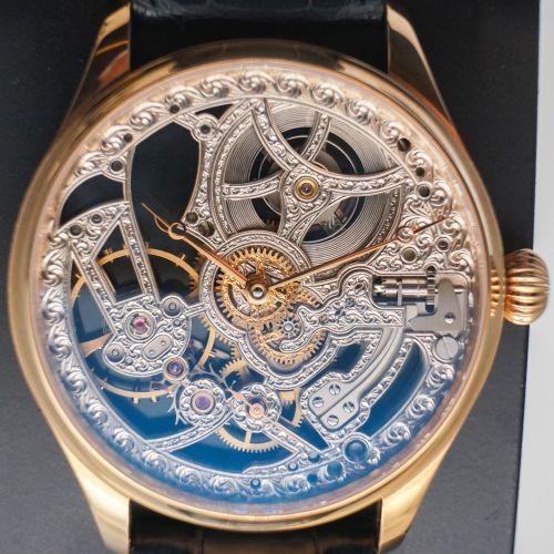 万国琼斯纪念版镂空腕表