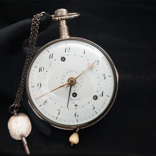 法国大自鸣马车钟