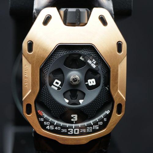 和域 UR-105 TA RG腕表