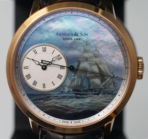 Arnold & Son 东印度公司限量纪念套装腕表(3)