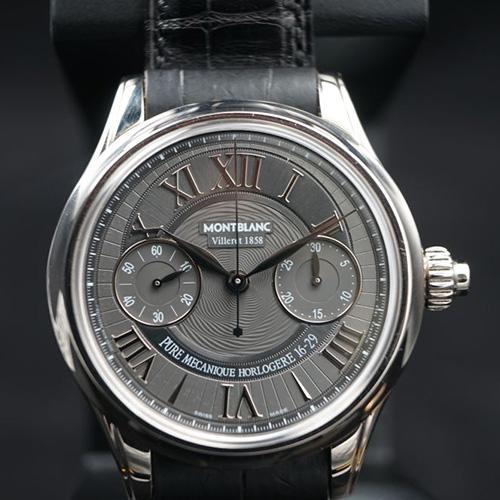 万宝龙Grand Chronographe Authentique腕表