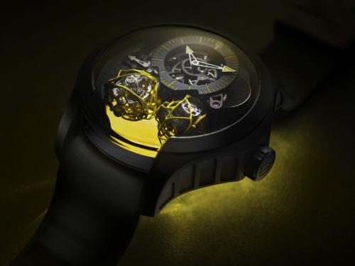 瑞士高级腕表品牌C.PURNELL腕表鉴赏会