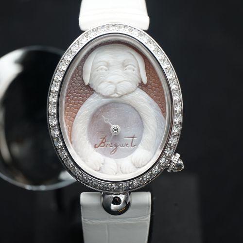 宝玑那不勒斯皇后系列贝雕旺旺腕表