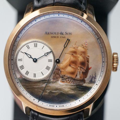 Arnold & Son 东印度公司限量纪念套装腕表(2)