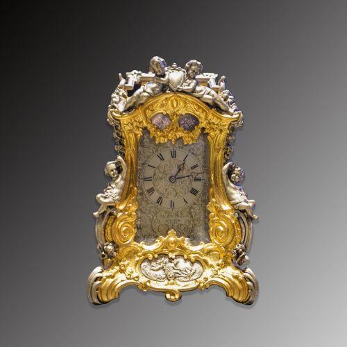 十九世纪法国手提旅行钟