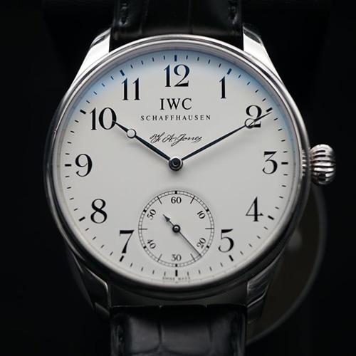 万国葡萄牙铂金纪念版腕表