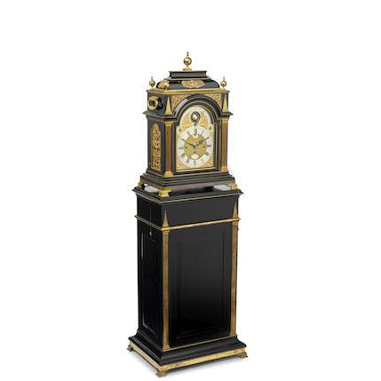 18世纪球体月相音乐钟