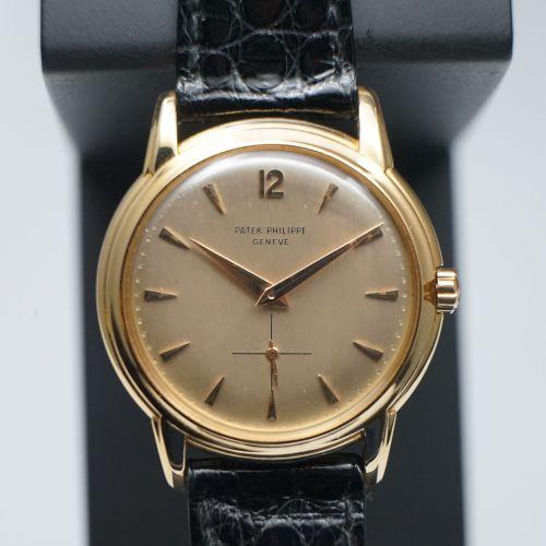 百达翡丽第一代自动表Ref.2551腕表