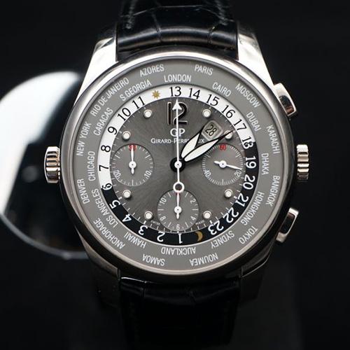 芝柏世界时计时腕表