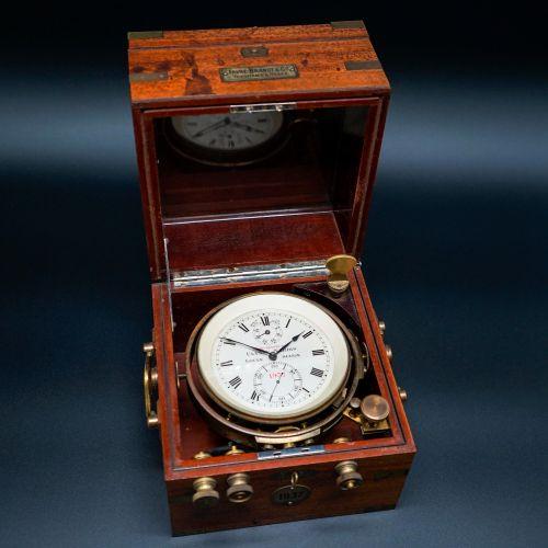 雅典航海钟之对照标准钟