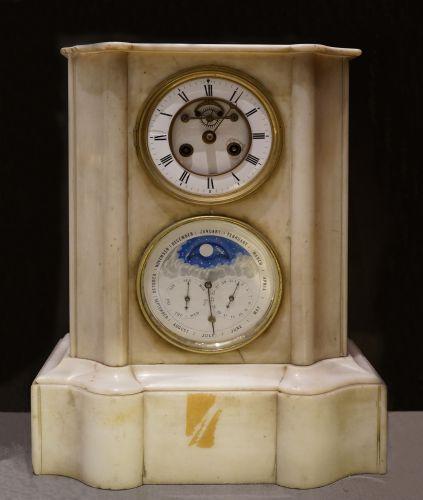 19世纪法国全历座钟